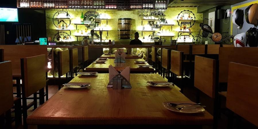 Bar Code Koramangala Bangalore - Banquet Hall