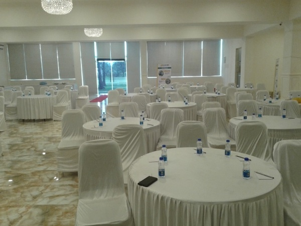Span Suites and Villas Morjim Goa - Banquet Hall