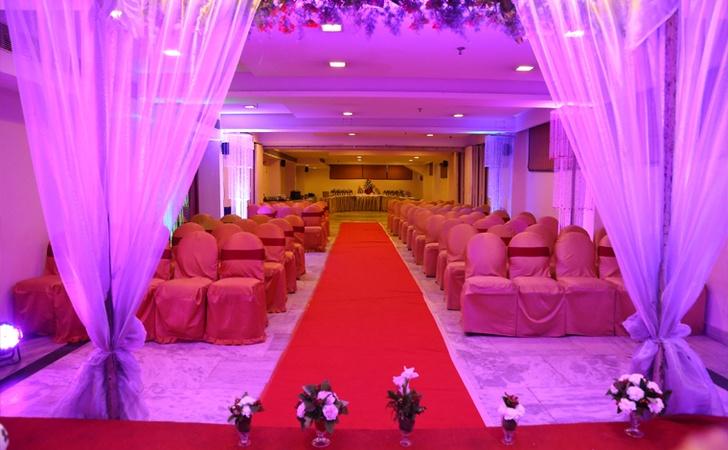Hotel Pratap Plaza Nungambakkam Chennai - Banquet Hall