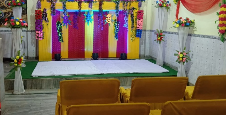 J.K. Marriage Hall Yashoda Nagar Kanpur - Banquet Hall