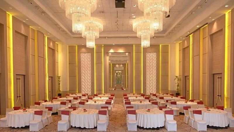 Hyatt Regency, Gurgaon, Delhi