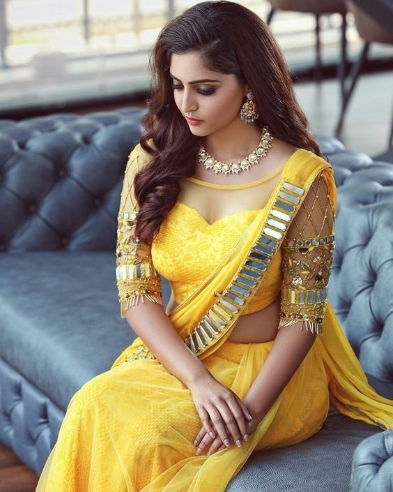 57ded08c0c4229 20 net blouse designs to wear with sarees or lehengas on your big ...