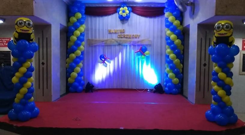 Virudhunagar Nadar Maaligai Royapuram Chennai - Banquet Hall