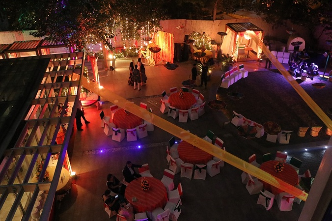 The Park Hotel Connaught Place Delhi - Banquet Hall