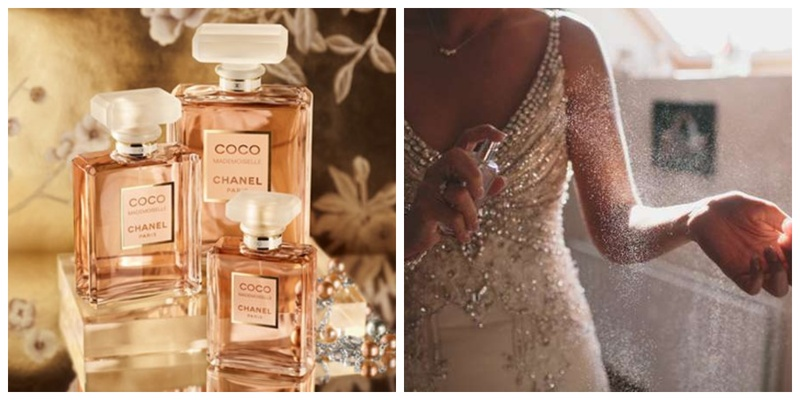 Top 5 Bridal Perfumes that will leave you smelling amazing on your D-day!
