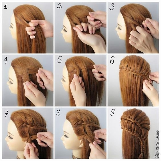 6 Braided Hairstyles That Look Ah-mazing With Your Wedding Mehndi Look! - Blog