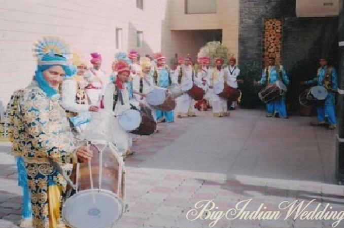 Bhoop Singh Dhol Wala | Delhi | Band Baaja