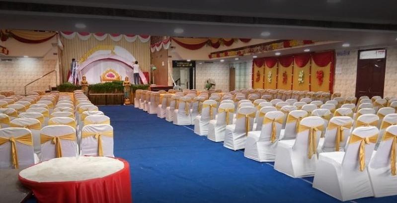 Curry And Spices Banquet Hall, Kodambakkam, Chennai