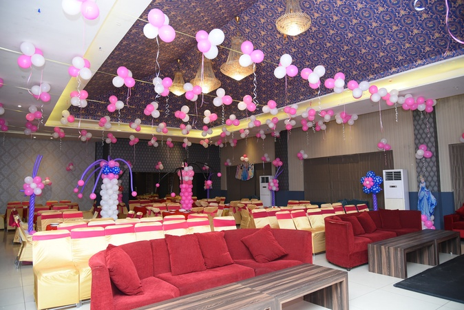 Gold Coast Club House Moga Ludhiana - Banquet Hall