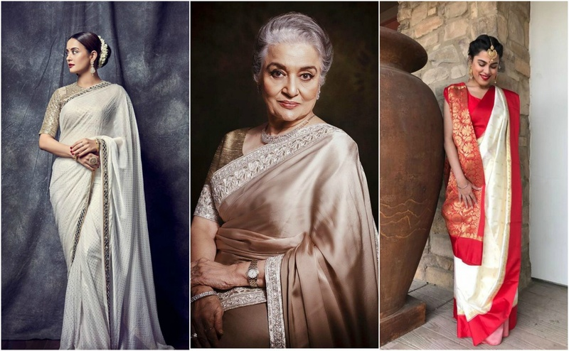 6 Essentials of Carrying a Saree Elegantly