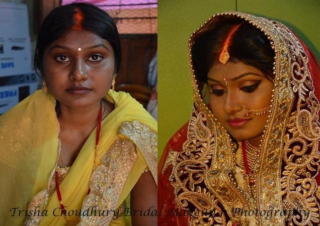 Trisha's Bridal Art | Kolkata | Makeup Artists
