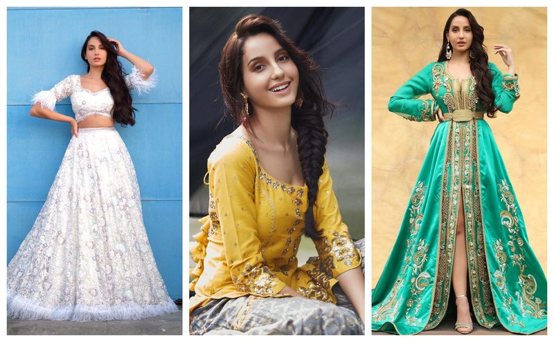 10 Bridesmaid Outfit Inspirations by Nora Fatehi