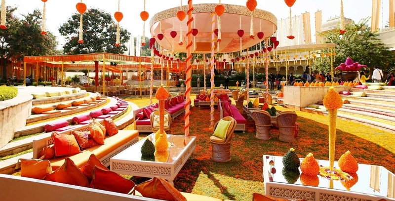 Outdoor Wedding Venues in Jaipur to Celebrate the Special Day of your Life