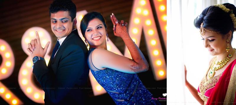 Vijay & Kanchan Mumbai : A Tasteful Wedding Affair with Myriad Emotions