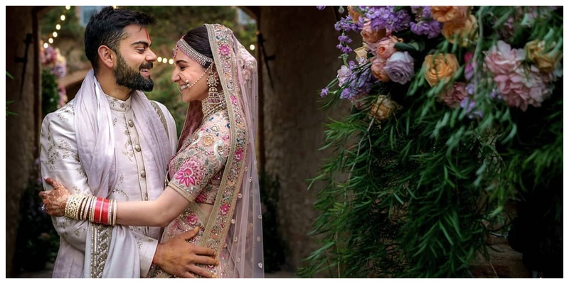 """""""It's HEAVEN when you marry a good man"""", says Anushka Sharma as she takes us back to her intimate Italy Wedding with Virat!"""