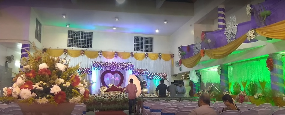 The Ideal Homes Community Hall RajaRajeshwari Nagar Bangalore - Banquet Hall