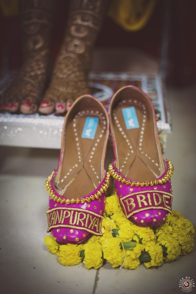 Designed specially for the kanpuriya bride.