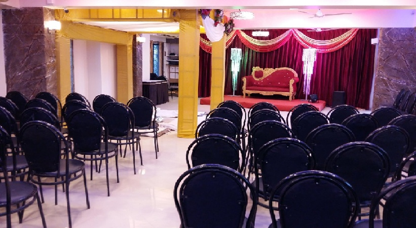 Hotel Executive Inn Ambernath Mumbai - Banquet Hall