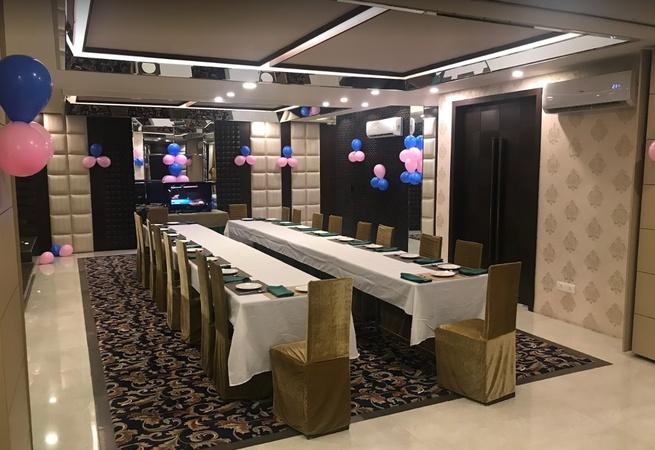 Hotel Chevron Klassik Focal Point Ludhiana - Banquet Hall