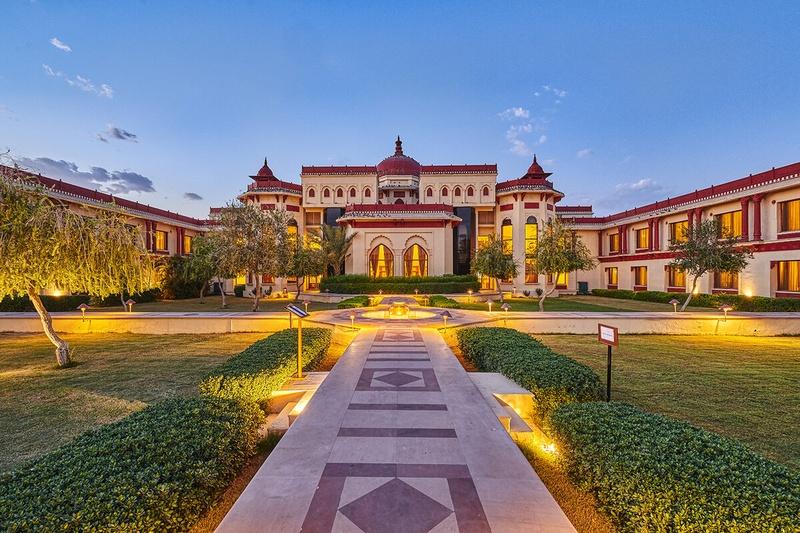 Wedding Lawns in Gwalior Road, Agra to Host a Fabulous Open-air Wedding