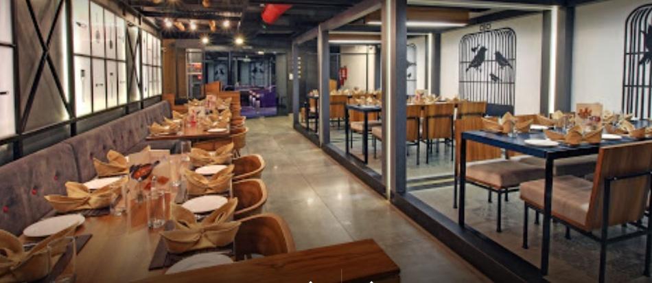 Havmor Restaurant Memnagar Ahmedabad - Banquet Hall
