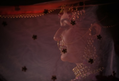 Palak's bridal photoshoot