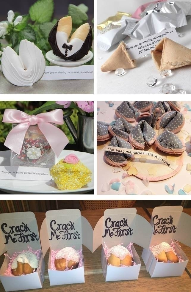 20 Edible Wedding Favour Ideas That Your Guests Will Love More Than