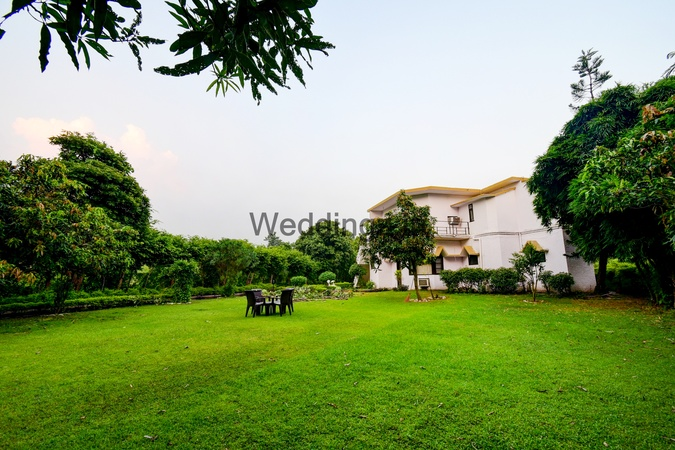 Sunita Corbett Retreat Ramnagar Jim Corbett - Banquet Hall