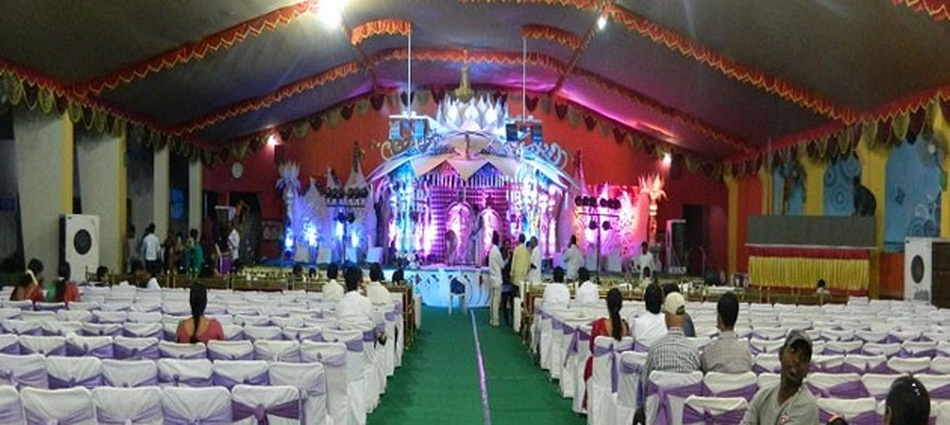 Vorla Conventions Secunderabad Hyderabad - Banquet Hall