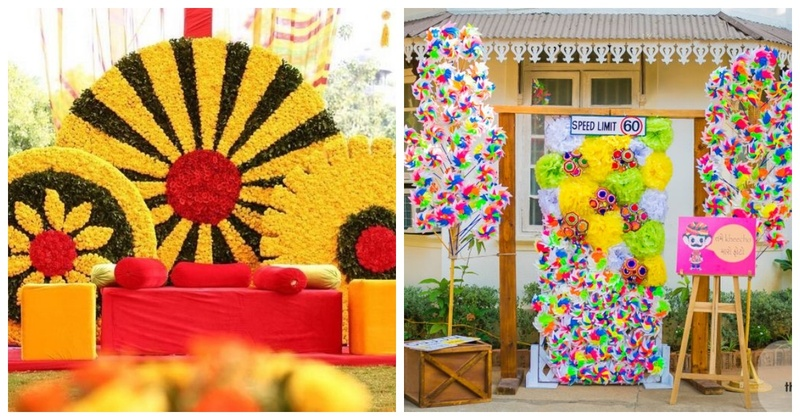 10 Decor Ideas you should try to avoid for your upcoming wedding! #moveon