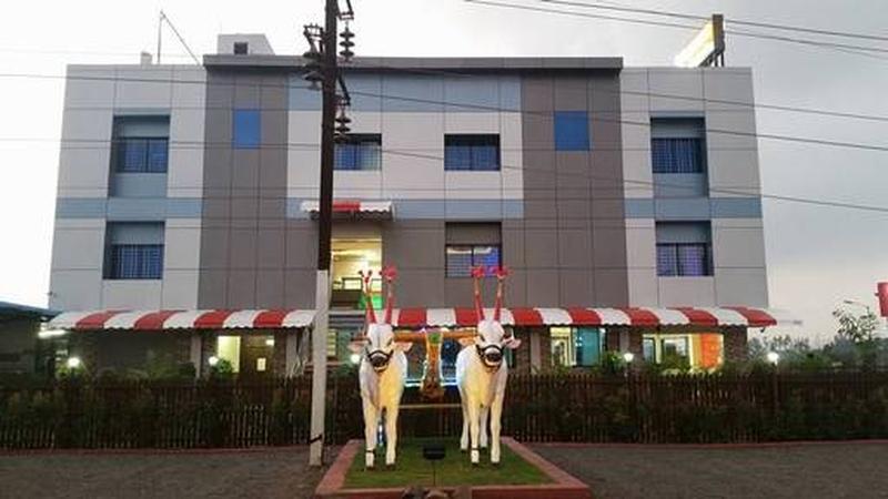 Hotel Saptarang Pimpri-Chinchwad Pune - Banquet Terrace