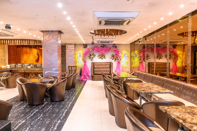 Flavours From Heaven Kirti Nagar Delhi - Banquet Hall