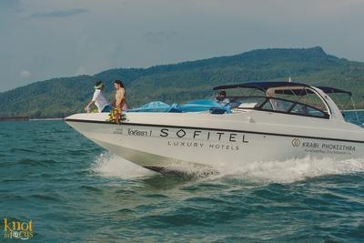Couple's pre wedding photo and luxury at it's best with Sofitel, Krabi