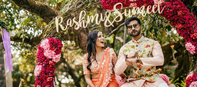 Sumeet & Rashmi Mahabaleshwar : Offbeat Le Meridien, Mahabaleshwar wedding with a gorgeous Maharashtrian bride!