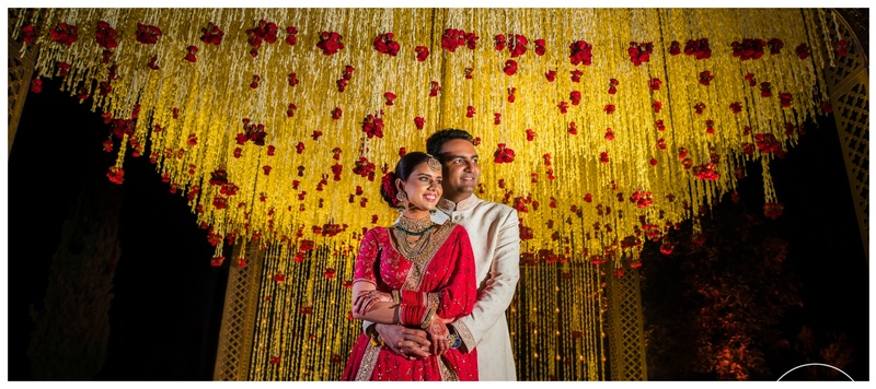 Ankit & Riddhi Delhi : This minimalistic bride's surreal look is breaking all the wedding rules!