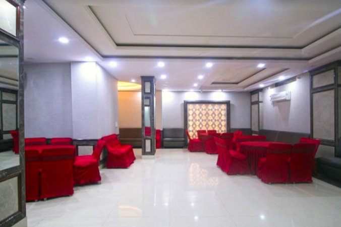 Blessings Inn Pitampura Delhi - Banquet Hall