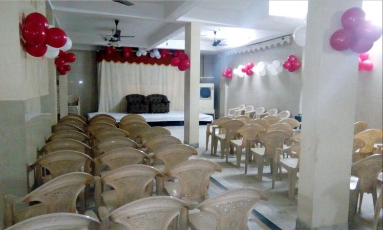 Hotel Shikhar Palace Bairagarh Bhopal - Banquet Hall