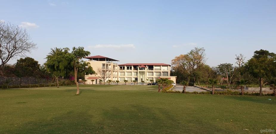 Villa Le Palms Resort And Spa Badi Lake Road Udaipur - Banquet Hall