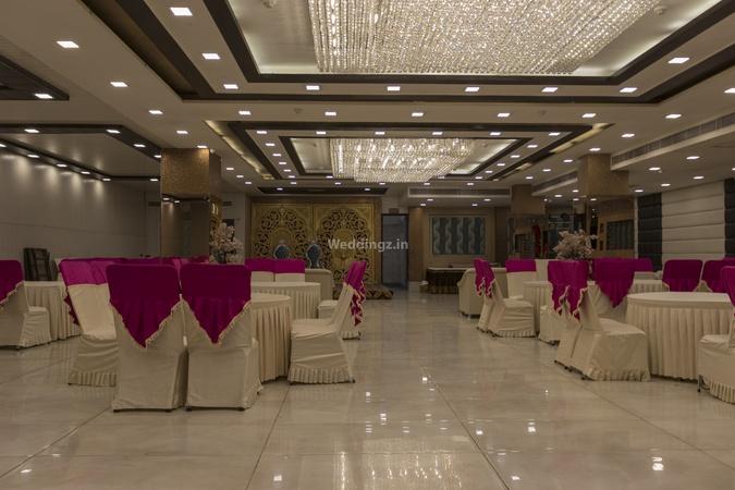Aashirwad Banquet Hall Janakpuri Delhi - Banquet Hall