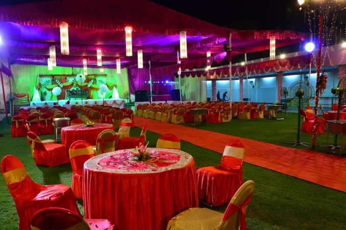 Jay Pee Lawn Alambagh Lucknow - Banquet Hall