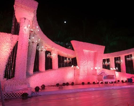Venkateshwara Garden Karmanghat Hyderabad - Wedding Lawn