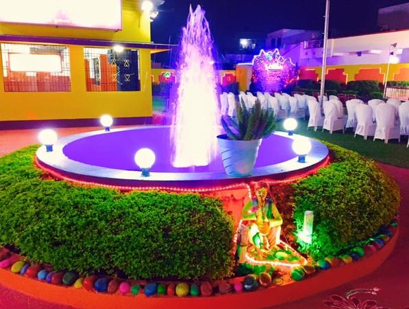 Apsara Lawn and Banquets Hudkeshwar Road Nagpur - Banquet Hall