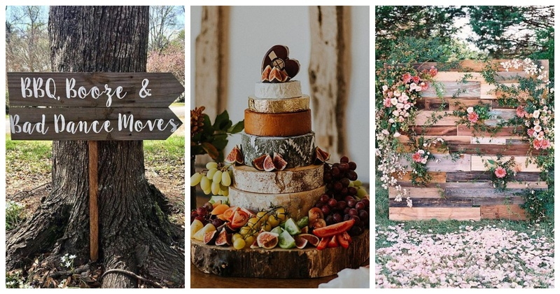 How to Plan a Perfect Rustic-themed Wedding?