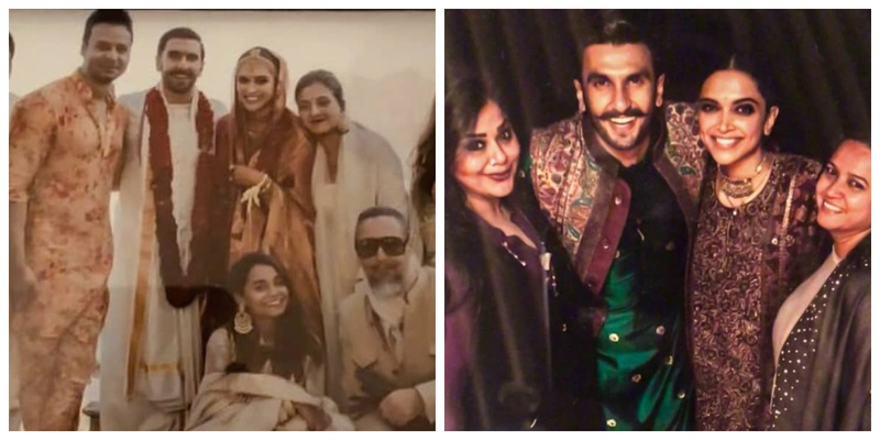 These unseen pictures from Deepika Padukone and Ranveer Singh's wedding ceremonies will totally melt your hearts!