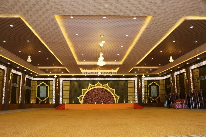 The Royal Manglam Garden Bhankrota Jaipur - Banquet Hall