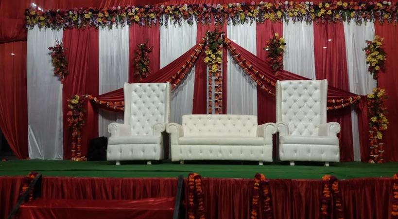 Shri Gopalji Lawn Alambagh Lucknow - Wedding Lawn