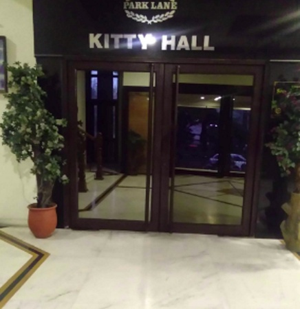 Hotel Park Lane Civil Line Jalandhar - Banquet Hall