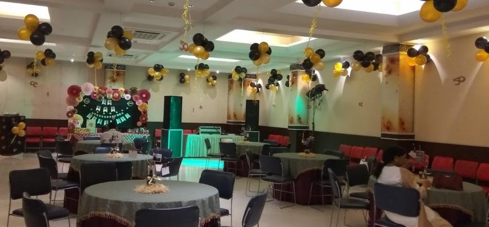 Udupi Brindavan Restaurant and Banquet Khandari Agra - Banquet Hall