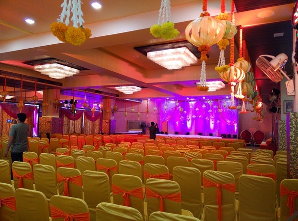 Carnival Motel and Resorts Alipur Delhi - Banquet Hall