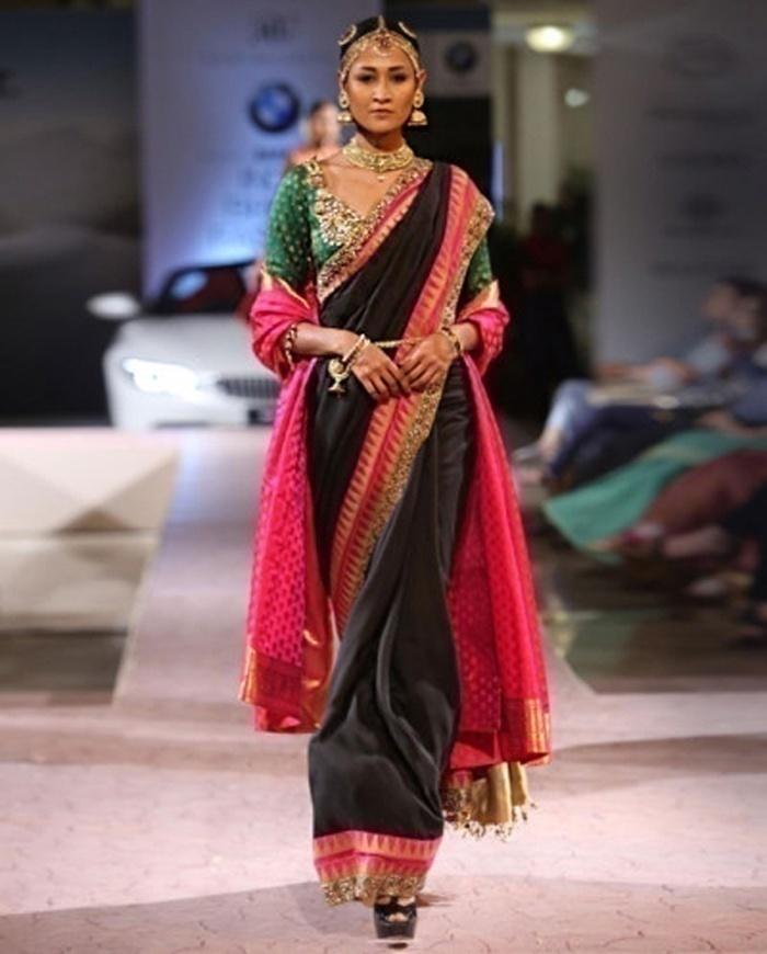 South-Indian Bridal Sarees By Ace Designer Ashima Leena